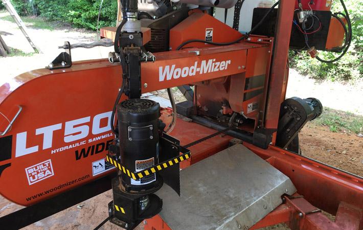 Sawmill North Florida : Live Edge Planks : Custom Sawmill